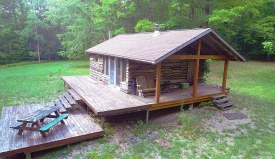 Rustic Catskills Cabin - VIDEO WALK-THROUGH AVAILABLE!