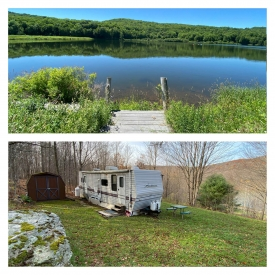 Catskill Region Camp with LAKE rights!! - LAKE ACCESS!!